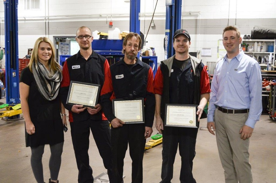 The Kuni Automotive Technician Guild Holman Automotive - Audi boulder