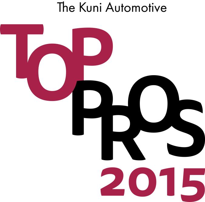 Top Pros 2015 logo