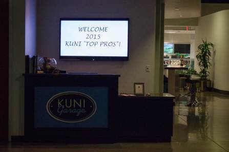 Kuni Automotive Top Pros 2016