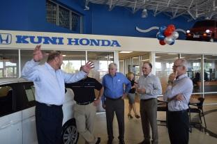 Kuni Honda GM Brian Nicholas discusses exciting future